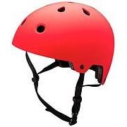 Шлем BMX /FREESTYLE MAHA Red 10отв. L 58-61см, красный KALI фото