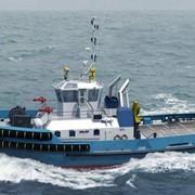 Буксирное судно Пр. 3212 фото