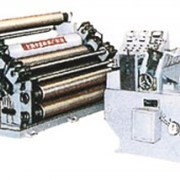Линия для изготовления двухслойного гофрокартона SP-1350/1600 фото