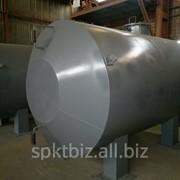 Емкости и резервуары стальные фото