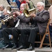 Выступления музыкальных коллективов фото