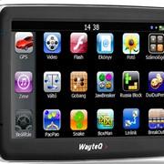 Портативный GPS навигатор WayteQ x960BT-HD 4GB фото