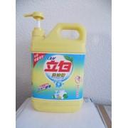Liby гель для мытья посуды 1.5 литр фото