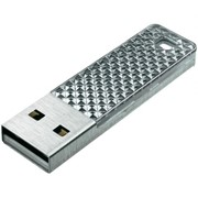 8Gb Cruzer Facet SanDisk USB-флеш накопитель, USB 2.0, Крип., SDCZ55-008G-B35S, Серый фото