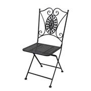 Садовый металлический стул для дачи Бетти фото