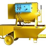 Штукатурный агрегат Т-103 фото