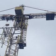 КБ-674 башенный кран грузоподъемность 25 тонн фото