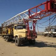 Установка для ремонта скважин АК-60 и Цементировочный агрегат ЦА-32 фото