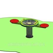 Качалка на пружине модель А02-5 фото