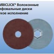 Волоконные шлифовальные диски COMBICLICK Мягкое исполнение фото