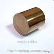 Круг бронзографит диаметр 30 мм х 35 мм фото