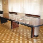 Столы для переговоров, конференц-столы фото