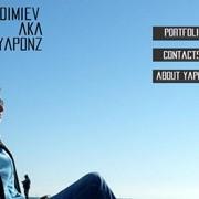 Сайт-визитка фото