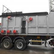 Установка сжигания биологических отходов, Инсинератор ИНСИ С-500 фото