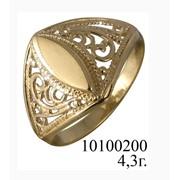 Золотое кольцо 10100200 фото