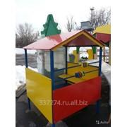 Детские игровые площадки и спротивные комплексы фото