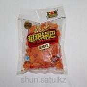 Острые пшеничные чипсы 145г фото