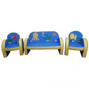 Набор каркасной мебели «Морской» фото