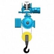 Канатный электротельфер серии Т. С монорельсовой тележкой нормальная строительная высота фото
