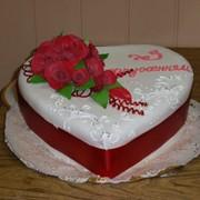 Торт весільний 20 фото