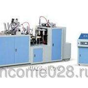 Автоматическая машина для производства бумажных стаканчиков, JBZ фото
