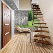 Лестница Atrium DIXI 11 ступеней фото