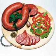 Колбасы полукопчёные. фото