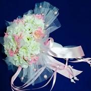 Букет невесты № 5 Декоративный фото