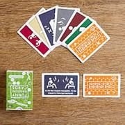 """Игра для вечеринок """"Funny Random Cards"""" зеленый сборник фото"""