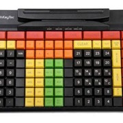 POS клавиатура PREH MC 128WX фото