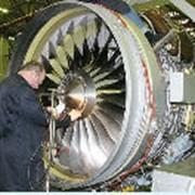 Двигатели авиационные газотурбинные турбовентиляторные фото