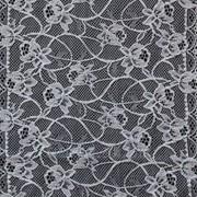 Кружево эластичное Chanty цвет белый артикул 65473 фото
