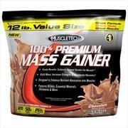 MuscleTech 100% Mass Gainer. Высококалорийный гейнер 5,4 кг. фото