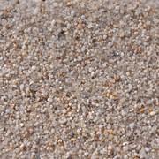 Песок кварцевый для аквариумов фото