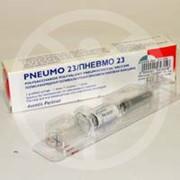 Вакцина ПНЕВМО 23 фото