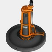 Мобильный станок для обработки дробящих конусов фото