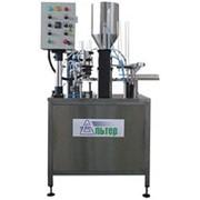 Автомат дозировочно-упаковочный карусельного типа Альтер-01 фото