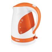 Чайник электрический BBK EK1700P White Orange 1.7л фото