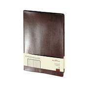 Еженедельник недат,коричнев,A4,222х302мм,64л,Br.V.PROFY фото