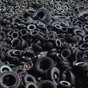 Переработка автомобильных шин фото