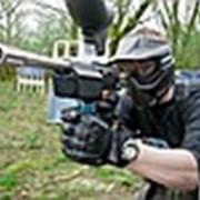 Пейнтбол в Донецке фото