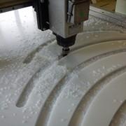 Фрезерная обработка полимерных материалов фото