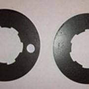 Диск фрикционный внутренний ТС-85 ведущий (внутренний) фото