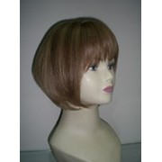 Парик из натуральных волос №4357 фото