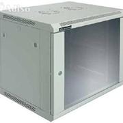 Серверный шкаф 6u-600x450x367, цвет серый фото