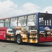 Брендирование автобусов, Одесса,Украина, Цена фото