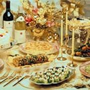 Праздничные обеды фото