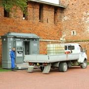 Доставка технической воды фото