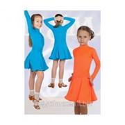 Рейтинговая танцевальная одежда для девочек Б-11 Бейсик фото
