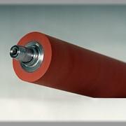 Восстановление резинового покрытия валов и роликов, гуммирование фото